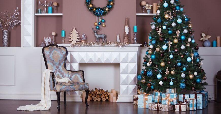 Kerstballen en kerstslingers_Groencentrum Hoogeveen