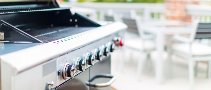 Gas barbecues | Groencentrum Hoogeveen