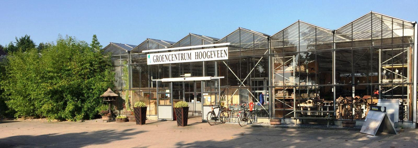 tuincentrum in Drenthe